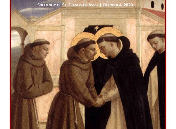 Bulletin – October 4, 2020 – Solemnity of St. Francis